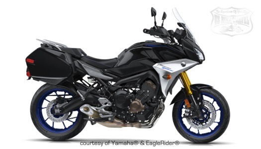 yamaha tracer 900 gt usbt